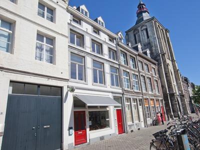 Pand in Maastricht op de markt